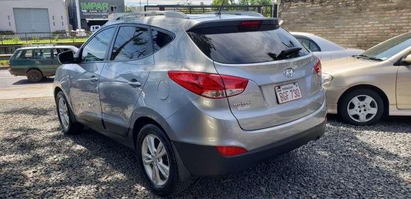 Hyundai Tucson 2011 naftero - 4