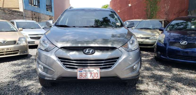 Hyundai Tucson 2011 naftero - 1