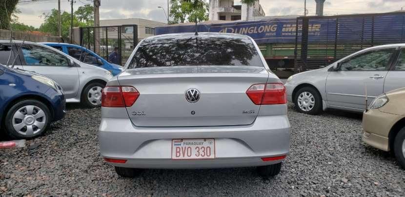 Volkswagen Gol Sedan MSI 2015 motor 1.6 naftero flex mecánico - 3