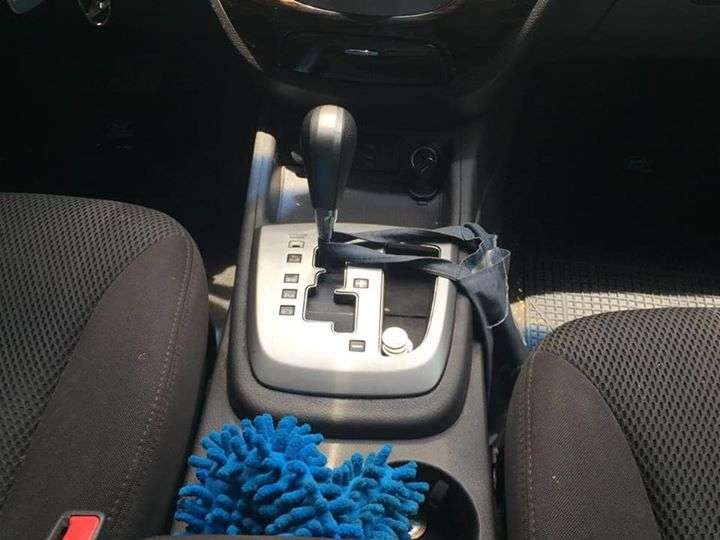 Hyundai Santa Fe 2011 de Automotor - 5