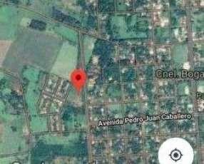 Terreno de 26.219 m2 en Coronel Bogado Itapúa