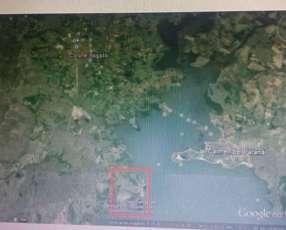 Terreno de 57 has. s/el Río tacuary en Coronel Bogado Itapúa