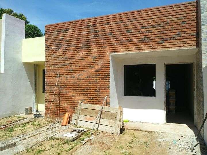 Casas a estrenar zona Palacio de Justicia