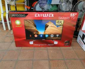 TV LED Smart Ultra HD 55 pulgadas Aiwa