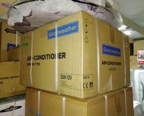 Aire acondicionado de ventana Goodweather 12.000 btu