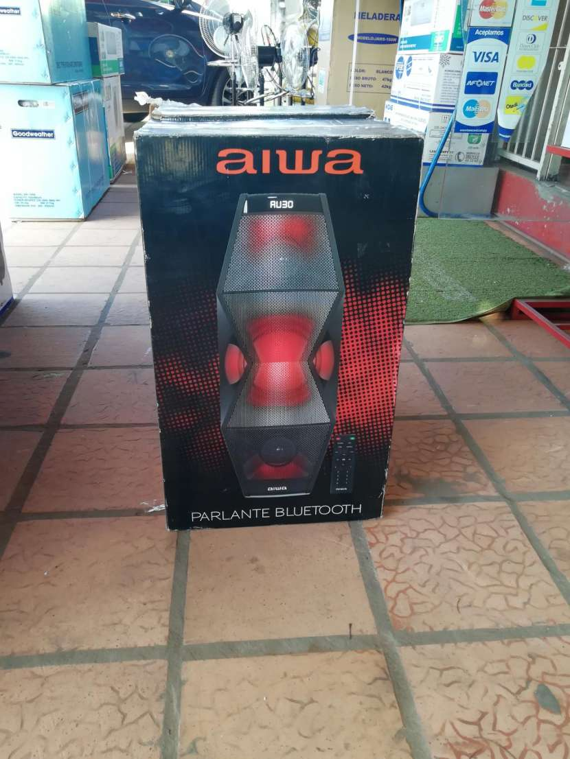 Parlante Bluetooth Aiwa