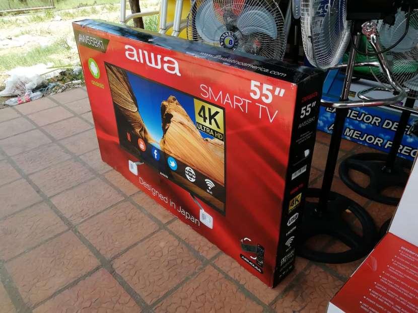 TV LED Smart Ultra HD 55 pulgadas Aiwa - 2
