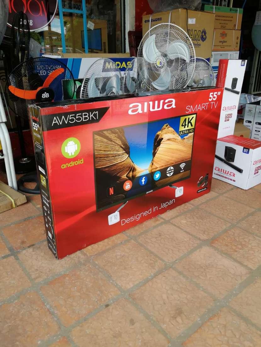 TV LED Smart Ultra HD 55 pulgadas Aiwa - 3