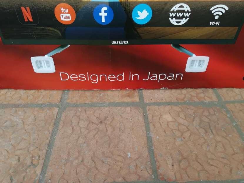 TV LED Smart Ultra HD 55 pulgadas Aiwa - 4