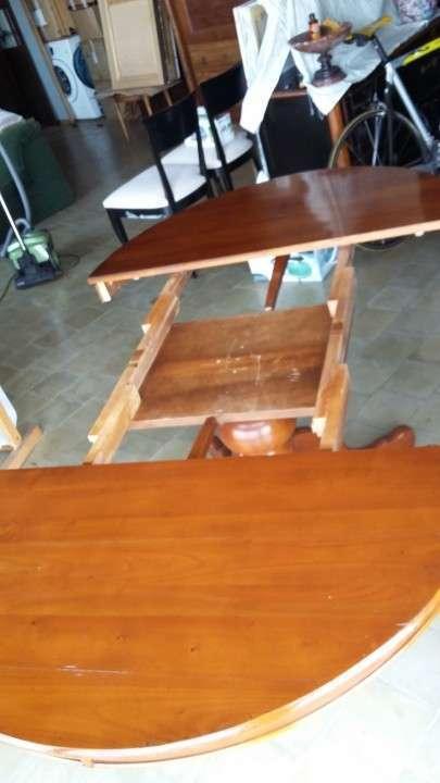 Mesa comedor francesa - 1