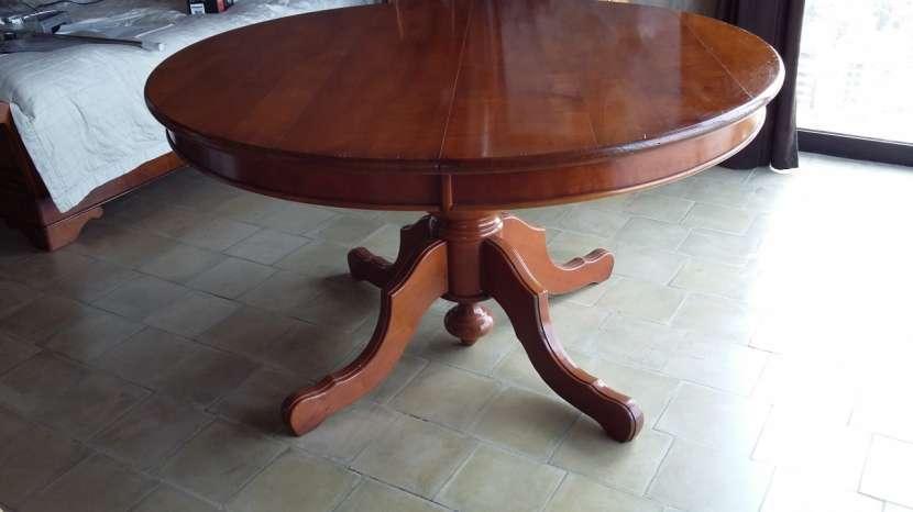 Mesa comedor francesa - 8