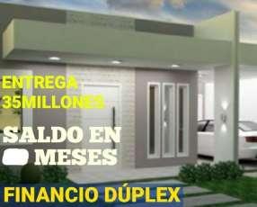 Duplex en Itauguá y Capiatá
