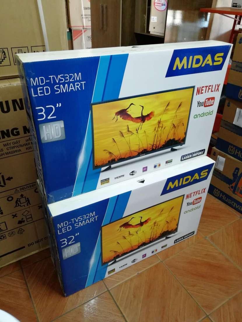 TV Led Smart Midas 32 pulgadas - 1