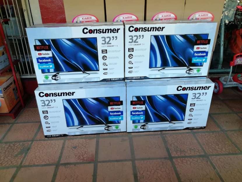 TV Led Smart Consumer 32 pulgadas - 2