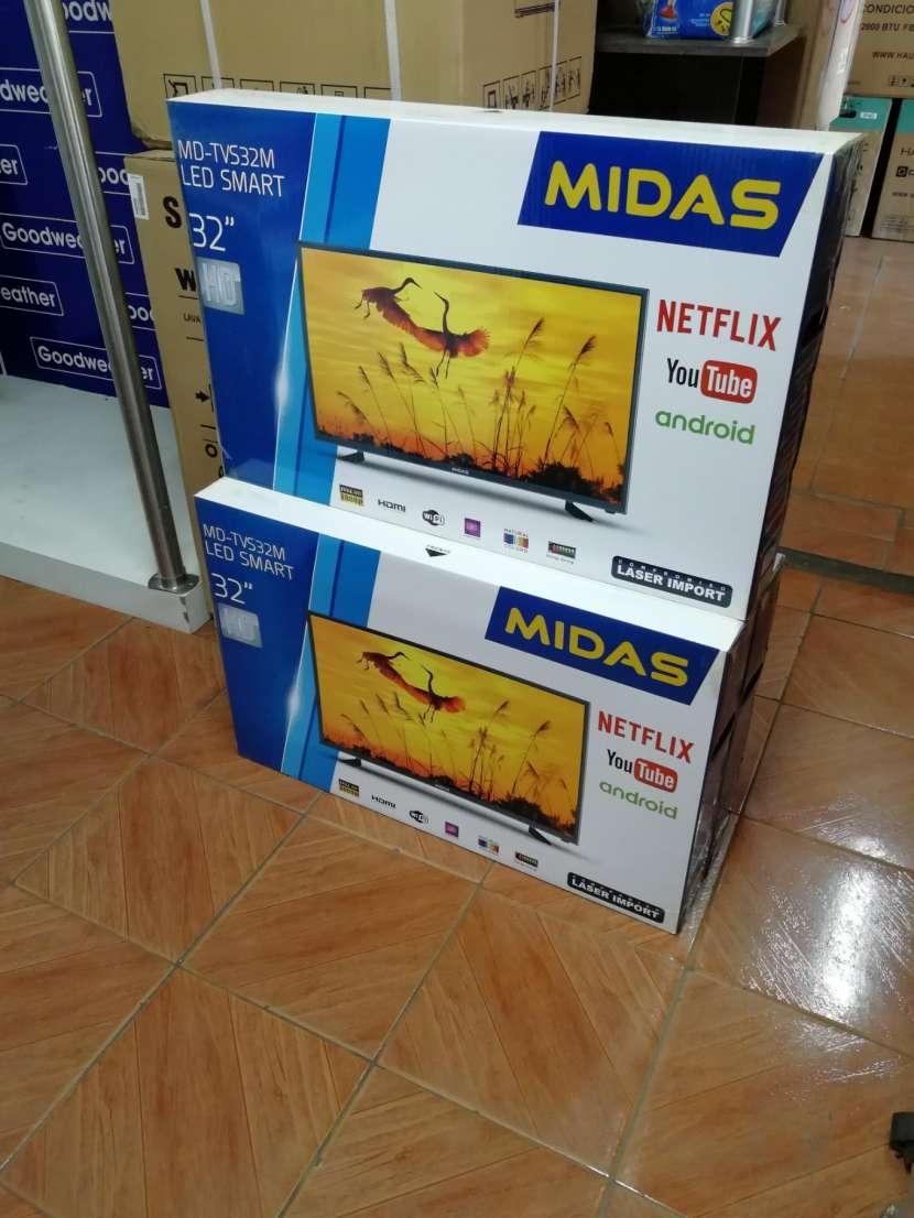 TV Led Smart Midas 32 pulgadas - 2