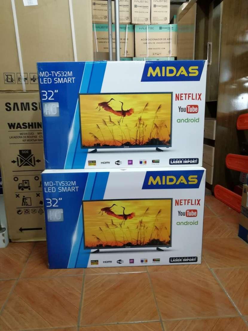 TV Led Smart Midas 32 pulgadas - 3