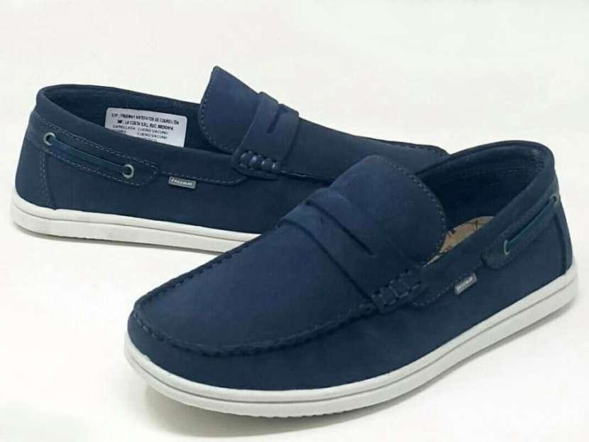 Zapatos para Caballeros Freeway Tipo Náuticos