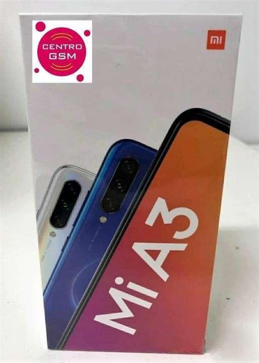 Xiaomi Mi A3 64 gb nuevos en caja - 0