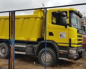 Tumba Scania 124 400 2000