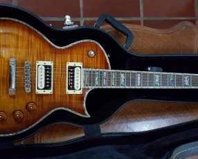 Guitarra eléctrica LTD EC-1000 Deluxe