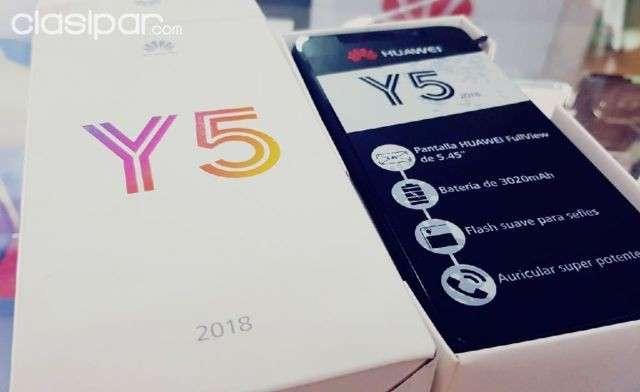 Huawei Y5 2018 2x1 - 0