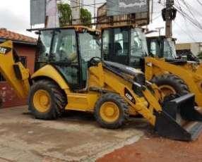 Retropala Caterpillar 420E 2009