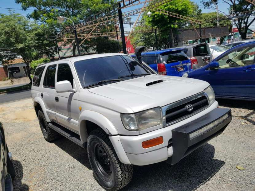Toyota Hilux Surf 1997 motor 1kzn diésel automático