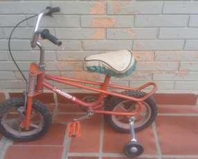 Bicicleta retro Milano