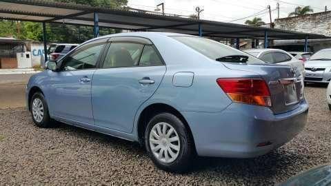 Toyota New Allion 2007 - 4