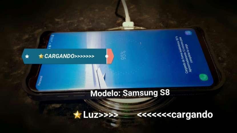 Cargador inalámbrico wireless charge - 3