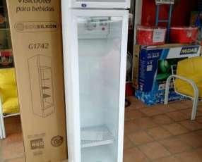 Visicooler Ecosilcon vertical 250 litros