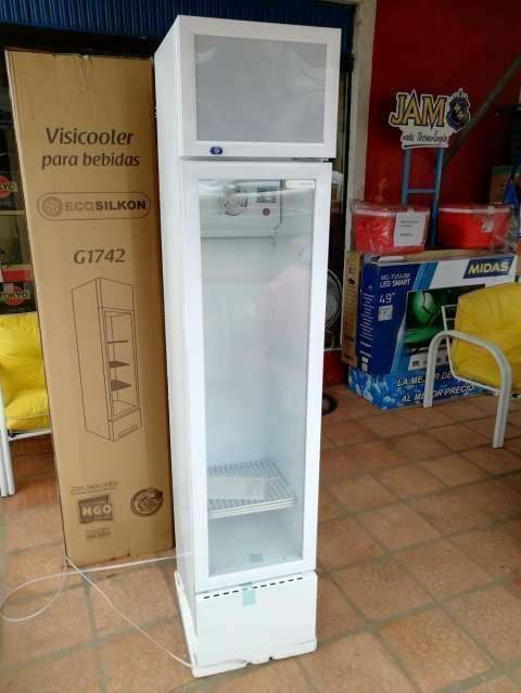 Visicooler Ecosilcon vertical 150 litros