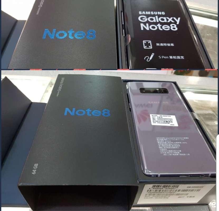 Samsung Galaxy Note8 nuevo - 0