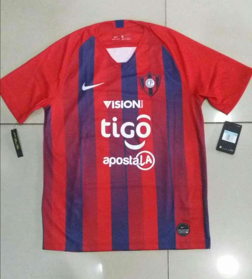 Camisetas de Cerro Porteño - 0