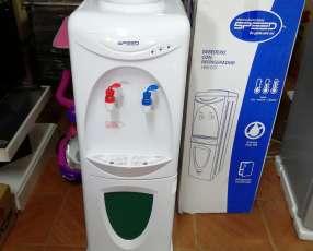 Bebedero Speed frío caliente con refrigerador
