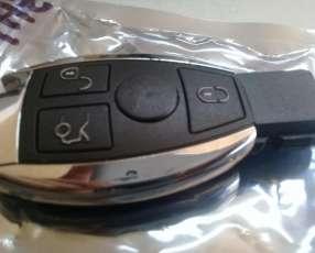LLave para Mercedes Benz 433 MHZ de tres botones