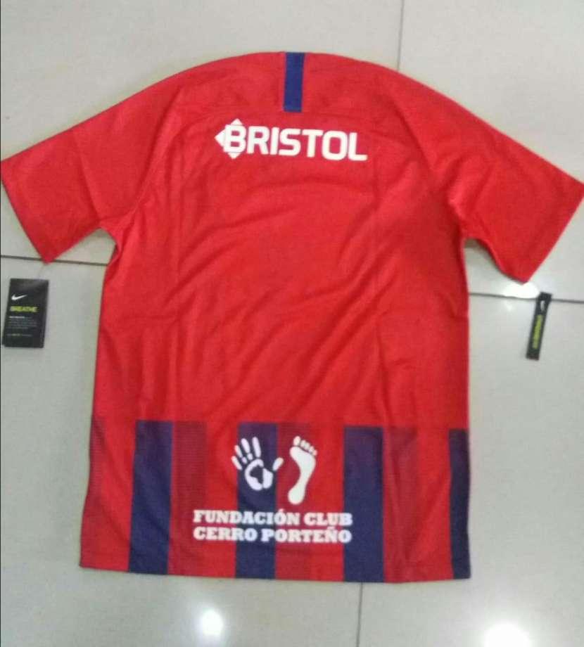 Camisetas de Cerro Porteño - 1
