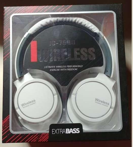 Auriculares inalámbrico Extra Bass