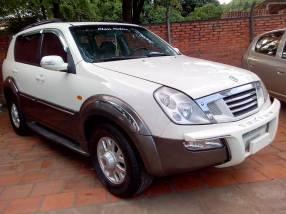 Ssangyong Rexton 2005 recién importado