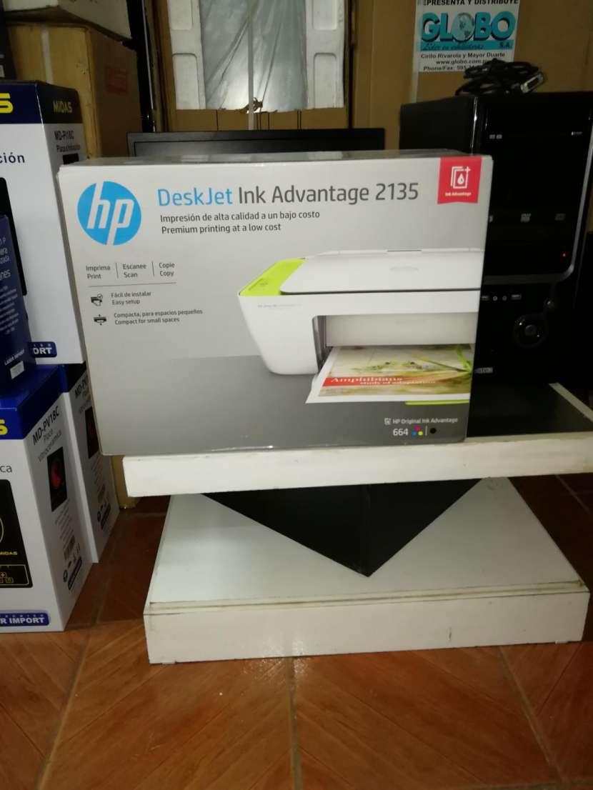 Impresora multifunción HP advantage 2135 - 1