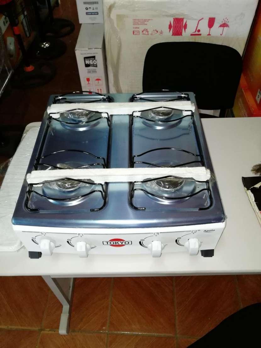 Cocina Apolo Tokyo de mesa - 3