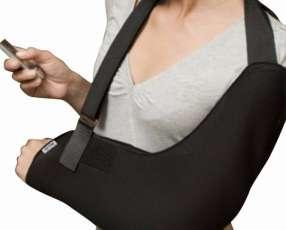 Cabestrillo con soporte completo del brazo