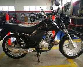 Moto Honda Cb1 de 125cc