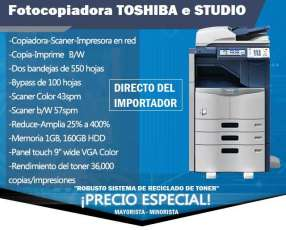 Fotocopiadora Toshiba para uso comercial