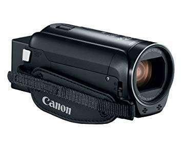 Filmadora Canon VIXIA HF R80 Full HD - 0