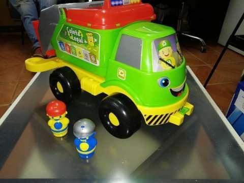 Camión recolector de basura - 1