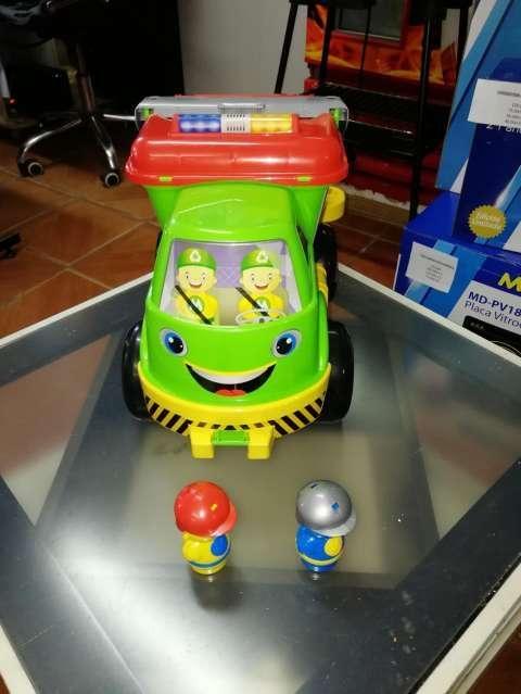 Camión recolector de basura - 2