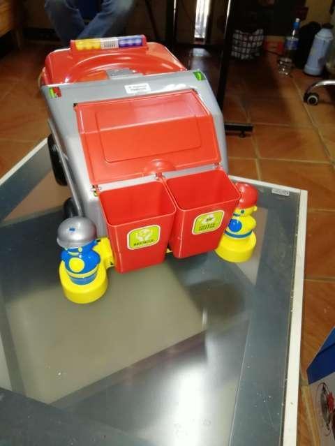 Camión recolector de basura - 5