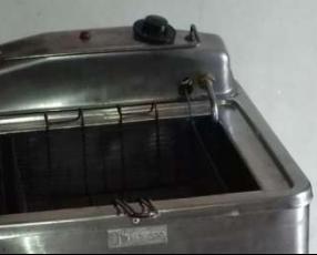 Fritadora Eléctrica Tedesco Agua/Aceite de 18 Litros