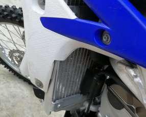Moto Yamaha wr 450 2015